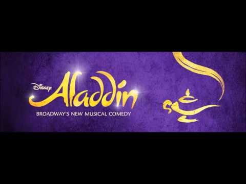 "High Adventure ""Karaoke"" Aladdin the musical"