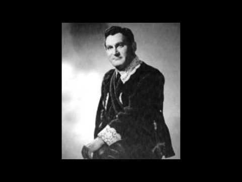 """RICHARD  TUCKER  """"Tombe Degli Avi Miei"""" Donizetti  Lucia Di Lammermoor   SAMPLE Restoration"""