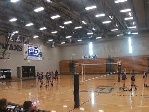 Liberty Middle School vs Papillion Middle School