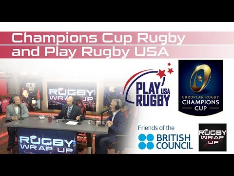 Champions Cup, Top14 Pillage, Zebo, Rugby In USA. Mark Griffin, James Harrington, Ronan Nelson