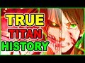 Complete Attack on Titan Great Titan War History & Truth - Attack on Titan Anime History