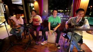 Video The Friends Band Bali - Kun Anta (Cover) accoustic version download MP3, 3GP, MP4, WEBM, AVI, FLV Desember 2017