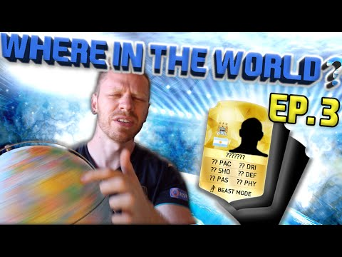 WHERE IN THE WORLD? EP. 3 - SIX GOAL DEMOLITION! Fifa 16 Ultimate Team
