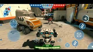 Mech Arena: Robot Showdown /mech arena online game