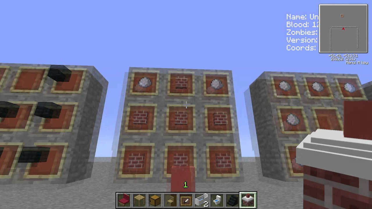 Tutorial Como Descargar E Instalar Jammy Forniture Mod Y Recipe Book Minecraft 1 4 5 Youtube