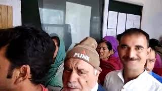 People in Kishtwar comes in large number to cast their votes, public reactions on RSS leader killing