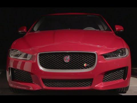 NEW JAGUAR XE World Premiere James Bond Style Video Today 2015 Jaguar XE Commercial CARJAM TV