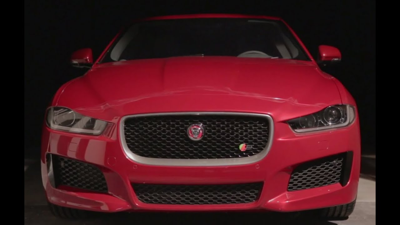 NEW JAGUAR XE World Premiere James Bond Style Video Today 2015 Jaguar XE  Commercial CARJAM TV