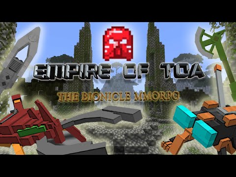 Empire of Toa is a brand new minecraft mmorpg server with custom