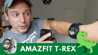Amazfit T-REX (Test) : 24H Avec La Montre GPS