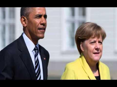 Obama-Merkel Push TTIP, as Support for Transatlantic Union Tanks