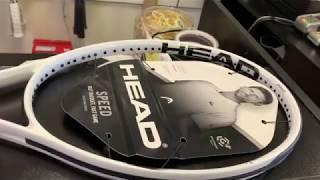 New 2020 Head Graphene 360 + Speed Pro Tennis Racket Review