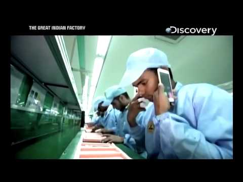 How Karbonn Smartphones Are Manufactured | The Great Indian Factory by Discovery Channel