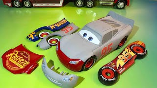 Disney pixar cars lightning mcqueen race and change primer fabulous lightning mcqueen thumbnail
