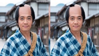 俳優和田正人(39)が4月スタートのBSテレ東時代劇「やじ×きた 元祖・東...
