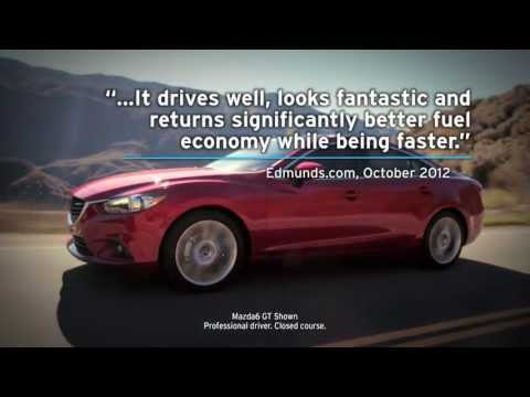 2014 Mazda6 — Walkaround Touring Winter | Mazda USA