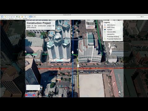 how to create a map using google earth pro
