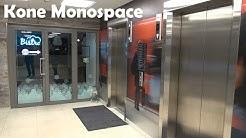 Kone Monospace Elevators at Cumulus Meilahti Hotel in Helsinki, Finland