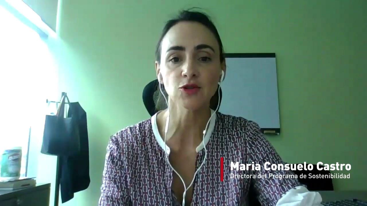 #Matrículate | María Consuelo Castro