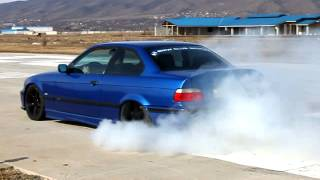 /// GTM Burnout - BMW E36