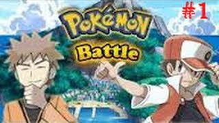 Mi primera serie!!! - Pokemon Battle #1 - Power Gamer