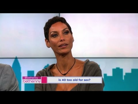 Nicole Murphy's Advice for Sex After 40
