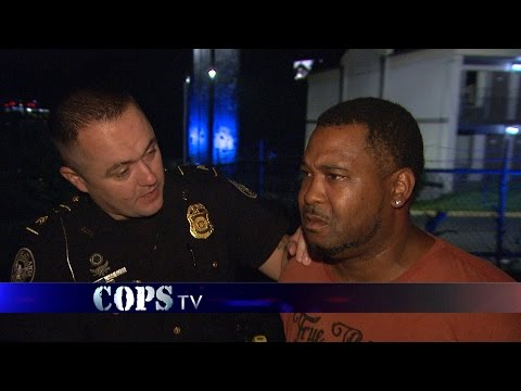 Lying Lying My Weed Is Flying, Sgt. Fincher, COPS TV SHOW