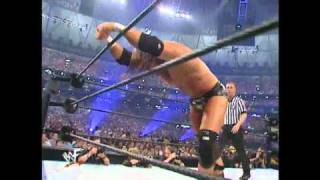 WrestleMania X7   Undertaker vs Triple H P1