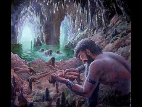 "J. R. R. Tolkien ""The Middle Earth saga"": I. ""The Silmarillion"" Ted Nasmith"