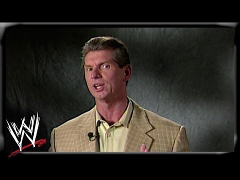 Mr. McMahon ushers in the Attitude Era