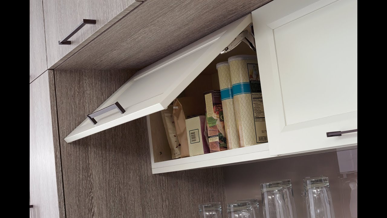Stay Lift Cabinet Door Adjustment Guide by Dura Supreme