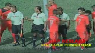Video Gol Pertandingan Perseru Serui vs Persija Jakarta