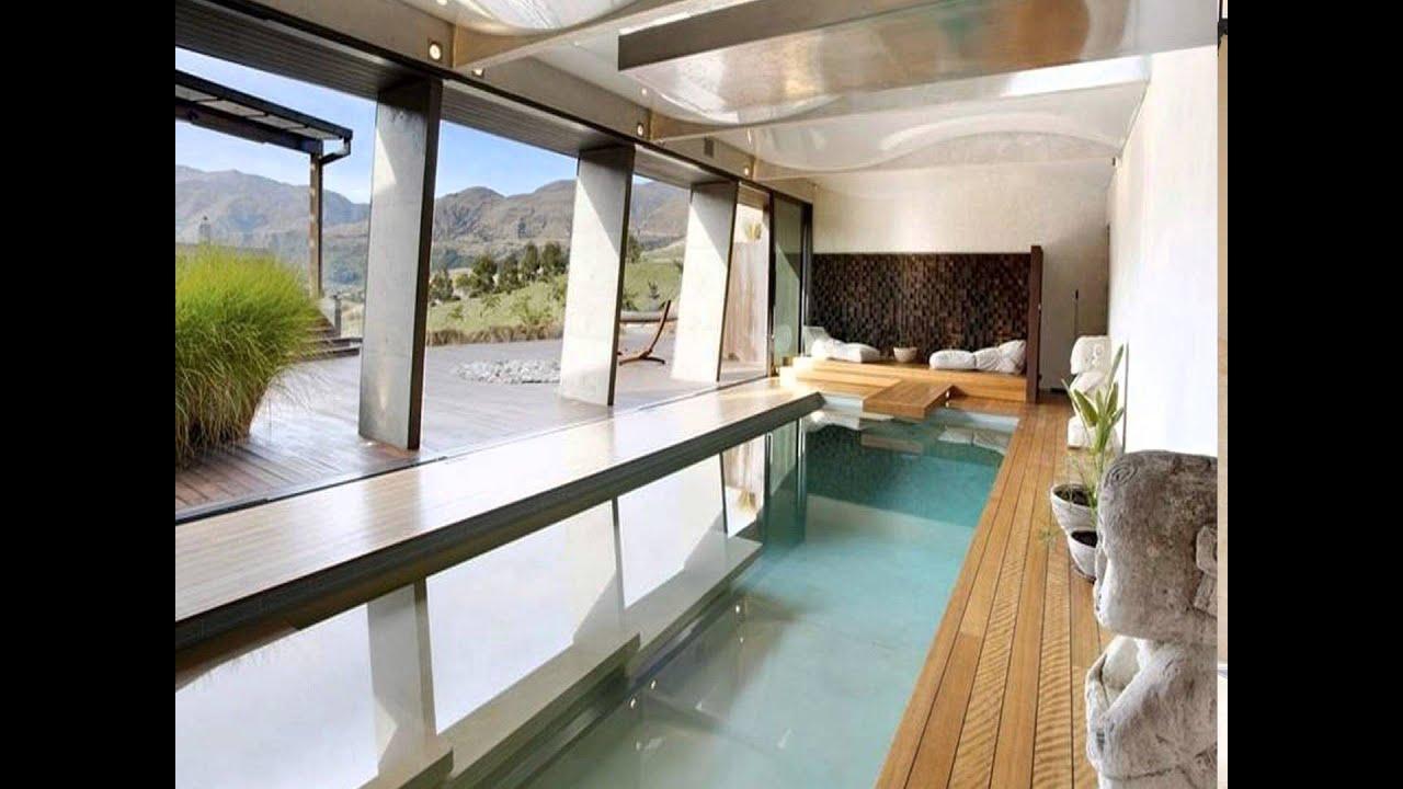 Indoor Pool Designs - YouTube