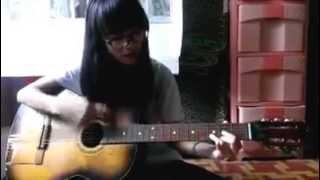 Với anh em vẫn là cô bé --guitar cover