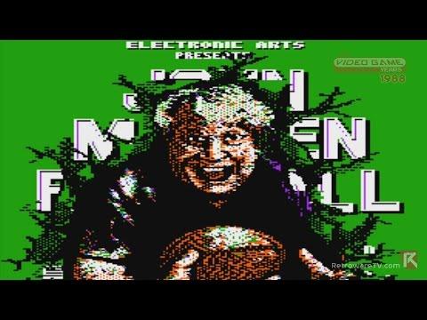 John Madden Football (PC, 1988) - Video Game Years History