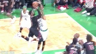 Boston Celtics Defensive Highlights vs Chicago Bulls (04/27/2017)