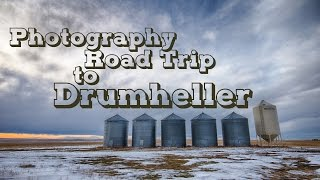 Travel Photography in Drumheller, Alberta