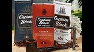 "Captain Black ""Copper"" Review"