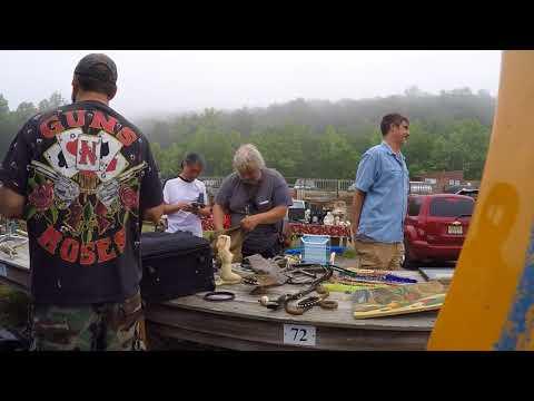 FLEA MARKET Stirling Silver sale guns blazing