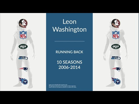 Leon Washington: Football Running Back and Return Specialist