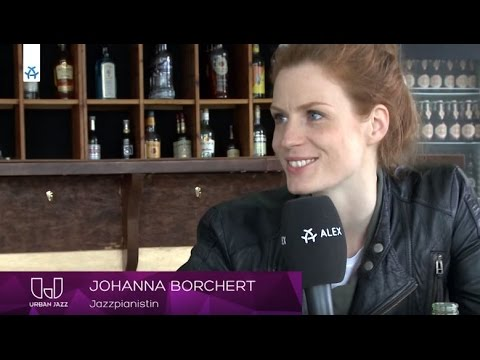 Jazzpianistin Johanna Borchert INTERVIEW
