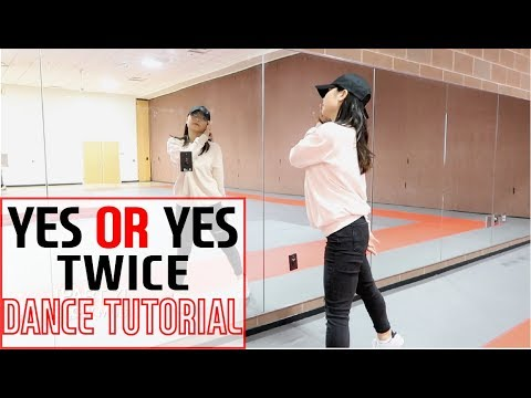 "TWICE ""YES Or YES"" Lisa Rhee Dance Tutorial"