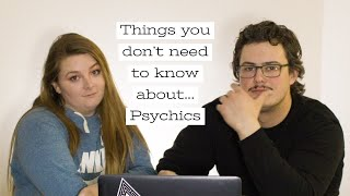 We're Back! - PODCAST: Things you don't need to know about...