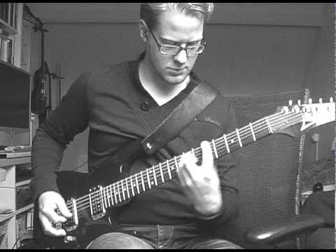 Textures - Storm Warning (Guitar Cover)