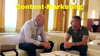 Web oder stirb: Content-Marketing zur Lead-Gewinnung   Interview mi...