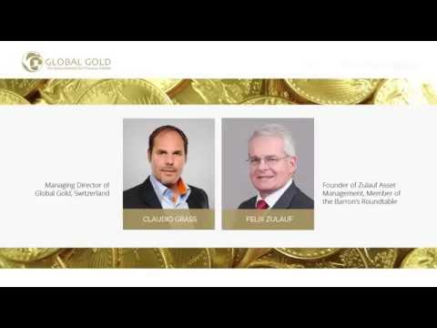 Global Gold Talks to Felix Zulauf About Monetary Policies, Outlook of Markets And Gold