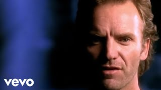 Смотреть клип Sting - The Soul Cages
