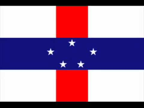 Dissolution of the Netherlands Antilles 10/10/2010 [National Anthem]