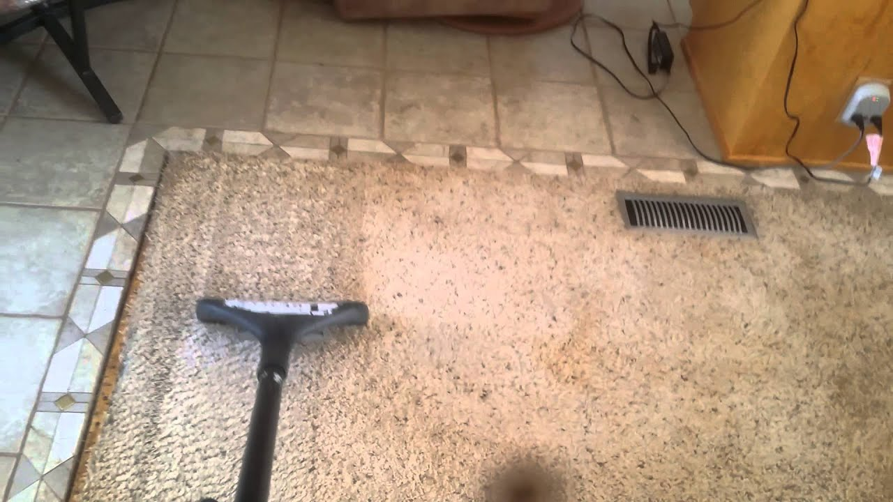 Truman Steemers Carpet Cleaning Youtube