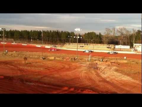 Screven Motor Speedway Sportsman Heat Pt2 1 5 13